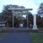 Image for the Tweet beginning: 当別といえば当別神社❗  #がんばろう当別 #当別神社