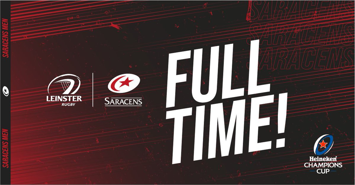 80 | Wow.  Phenomenal from the boys. We're through to the semis!  🔵 17 ⚫️ 25  #TogetherSaracens ⚫️🔴 https://t.co/12LyFZ8e8w