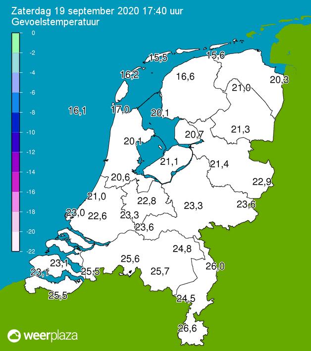 Actuele gevoelstemperatuur #Emmen #Drenthe https://t.co/v0Gv0jj7j5