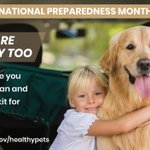Image for the Tweet beginning: Is your pet included in