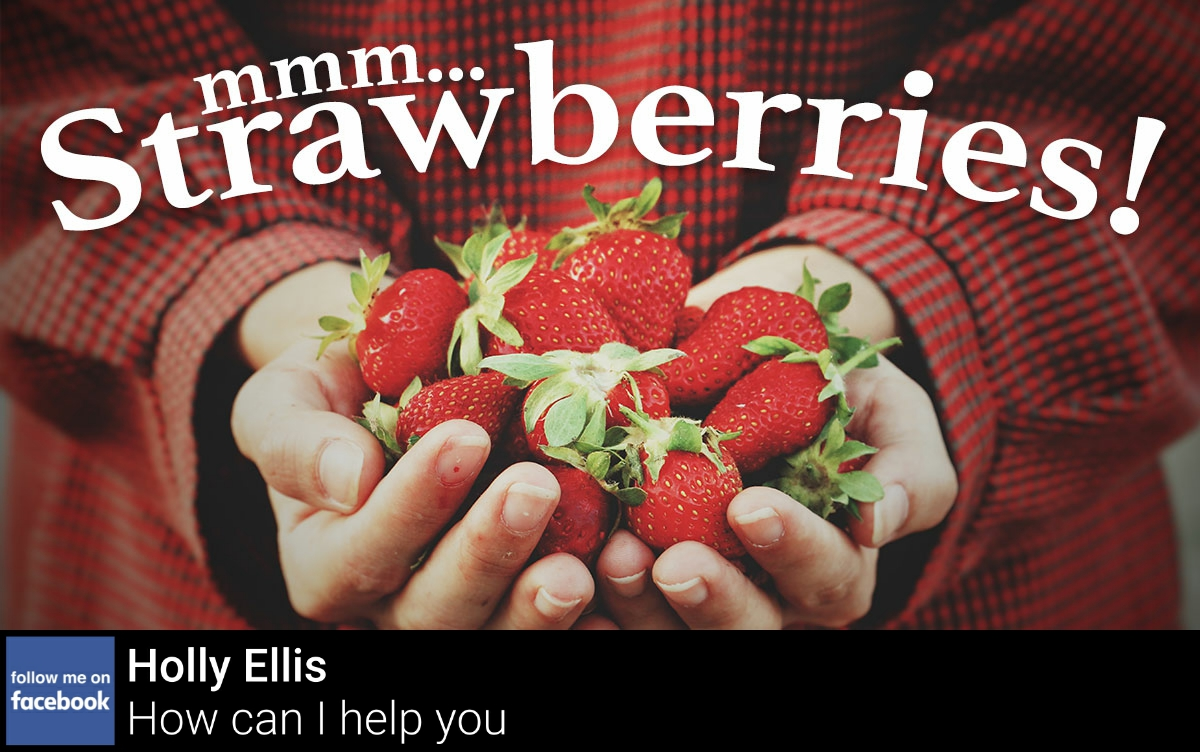 When you think of #VitaminC, think of antioxidant-rich #strawberries! https://t.co/77KGzjzB9d