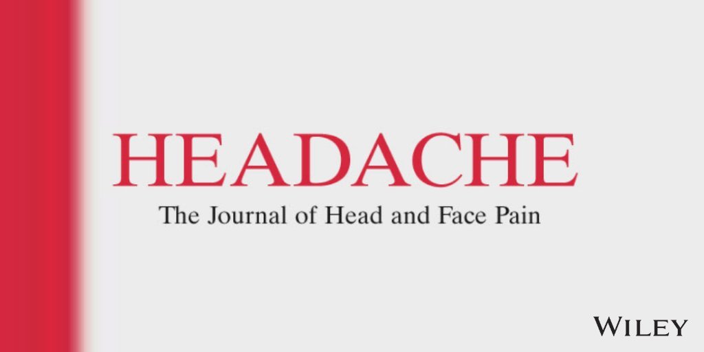 Stressors experienced early in life are associated with migraine, and physical activity may ameliorate this relationship concludes a study in @HeadacheJournal @ahsheadache https://t.co/UqVdhZYs6m https://t.co/QcAEKpZTqa