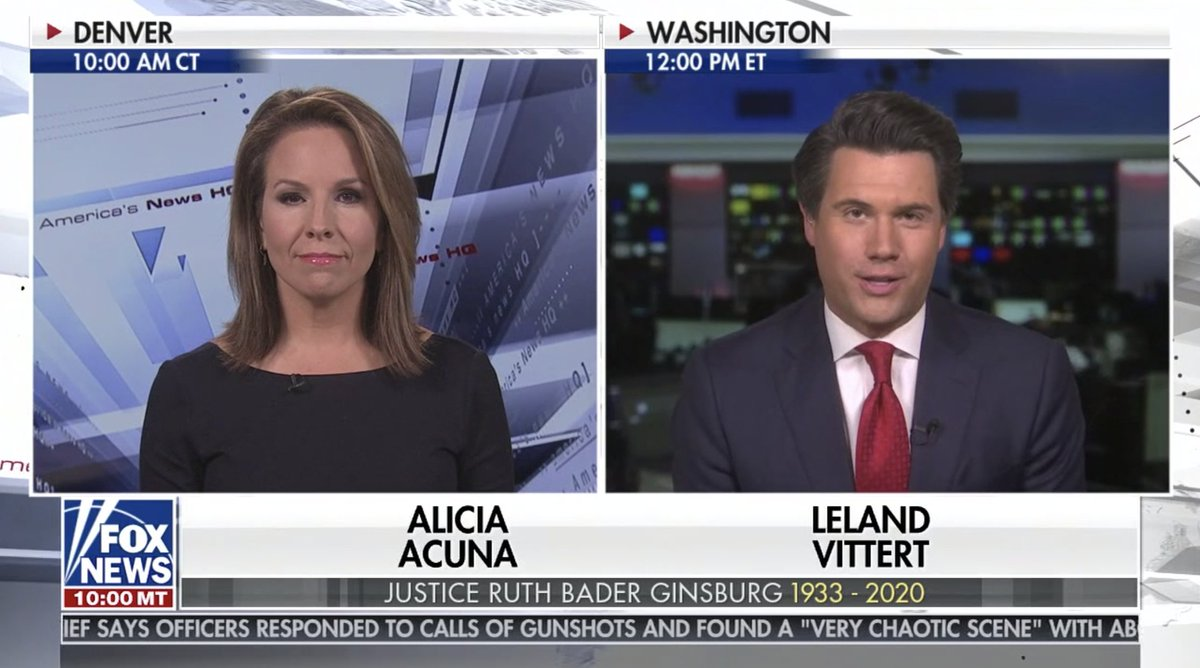 It's noon in the East, 9am in the West, and in Denver @aacuna1 joins @LelandVittert in our nation's capital to bring you news from all the far-flung corners of the globe. America's News HQ is LIVE, now! https://t.co/FPUgSBABNs
