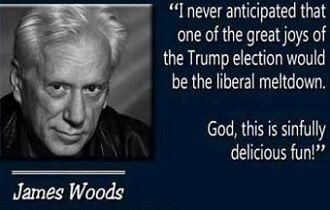It was fun in 2016 indeed, @RealJamesWoods. Now we get to reelect @realDonaldTrump yet again and see another liberal meltdown, only this election is going to be euphoric watching liberals heads explode! #MAGA #KAG #FoxNews #Trump2020Landslide https://t.co/iTdAkpWexo