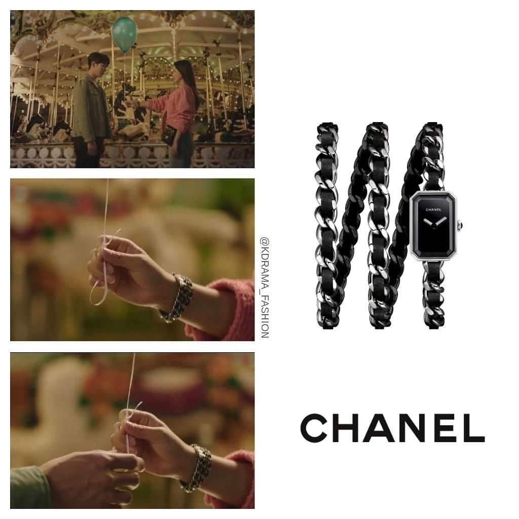 Kim Hee-Sun wore CHANEL Première Rock $4,600 in Alice Episode 7. #kimheesun #김희선 #앨리스 #샤넬 #CHANEL #Alice #kimheesunstyle #kdrama_fashion_kimheesun #alicedrama_fashion https://t.co/V8xov2f1gp