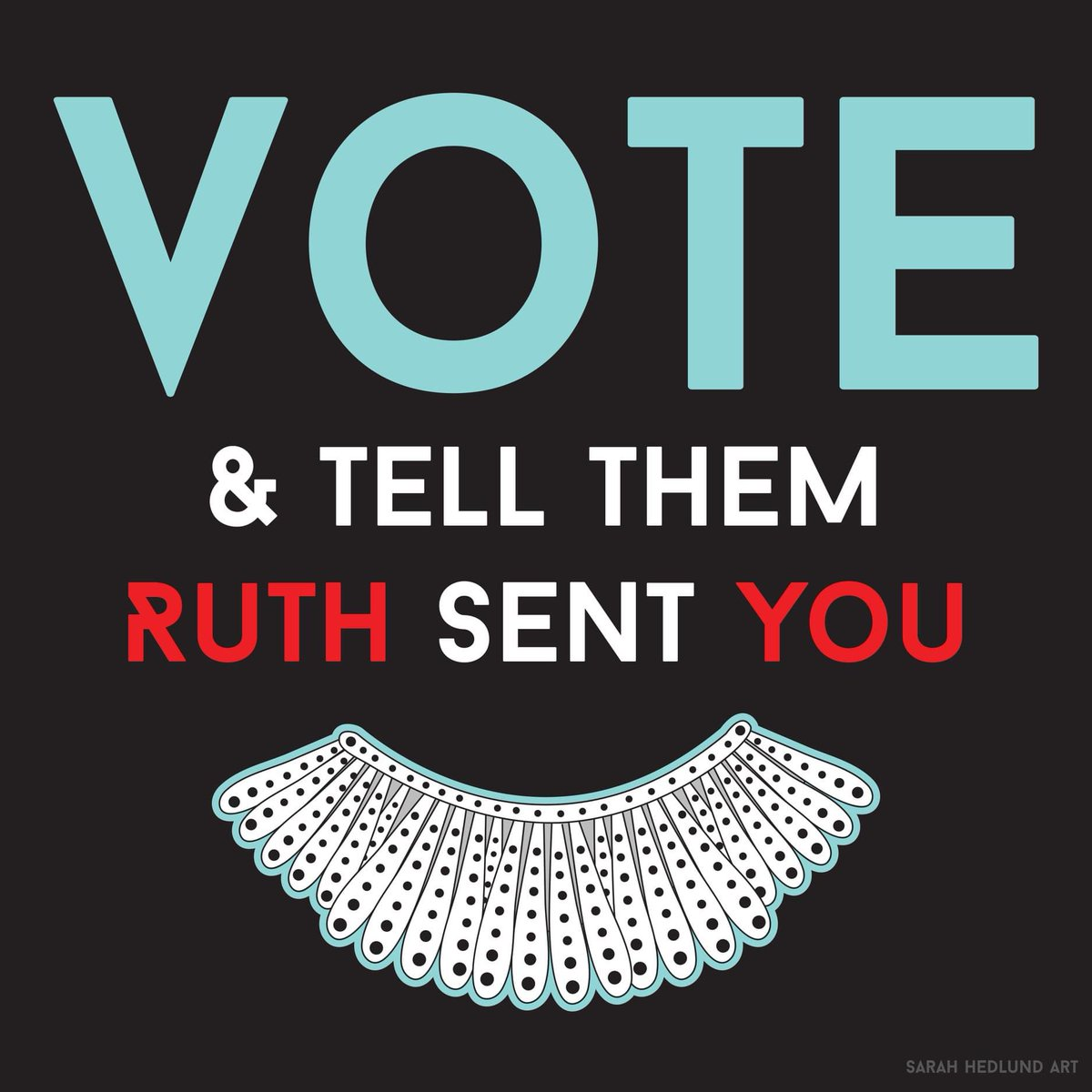Love this. Message to our friends across the Atlantic. (Not sure of source, apologies!) #vote