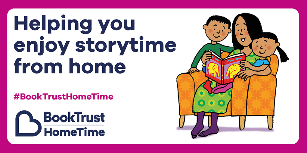 Ready for a story? Check out #BookTrustHomeTime to find lots of great online books, from Owl Babies to Oh No, George! Lots of them have BSL versions too: https://t.co/m0k2CZdTKA https://t.co/s9N5QqW5zA