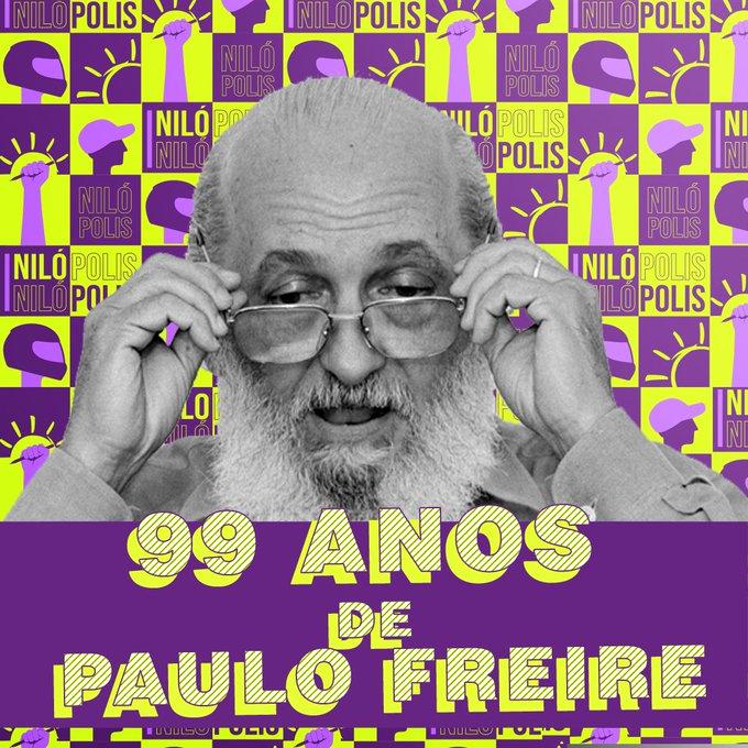 Paulo Freire ist der Erzieher der Hoffnung