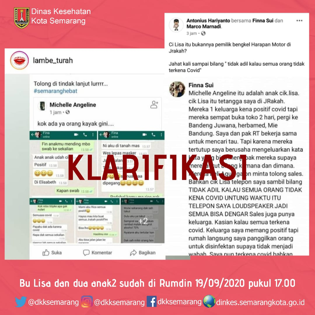 Pemkot Semarang Pemkotsemarang Twitter