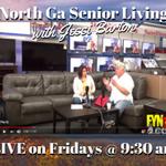Image for the Tweet beginning: Watch North GA Senior Living