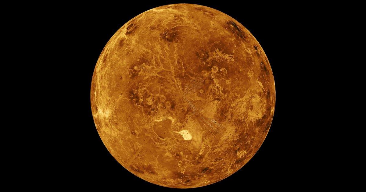 CNET: Unexplained phosphine gas in Venus clouds could signal alien life. https://t.co/Sw6FfUPR5H https://t.co/v6EepyXNkP