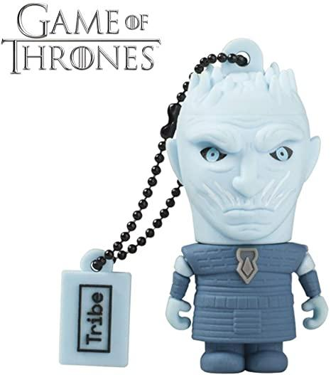 Night King Figure Pendrive 16GB USB 2.0 stick with a 16GB memory inspired by the famous night King, hand-finished.   https://t.co/3f5CbX6Qx5  #gameofthrones #got #nightking #thewinteriscoming #westeros #asongoficeandfire #giftidea #gameofthronesfandom #gameofthronesfans #gotgift https://t.co/dUnKDqTQAz