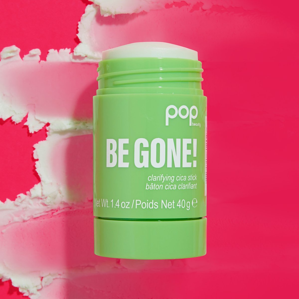 Bye bye blemishes! 😍 Enjoy the purifying and calming benefits of aloe, cica & cucumber with the new on-the-go must that is Be Gone! 💜 Ready to #MakeItPOP? #POPbeauty #Skincare https://t.co/ZJCMIxScFl