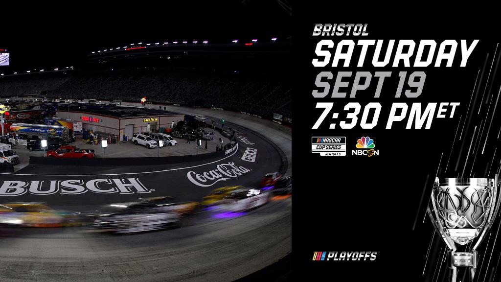 The first elimination is on tonight - who survives? Tune in to NBCSN at 7:30 PM ET to catch the drama. @BMSupdates x #NASCARPlayoffs