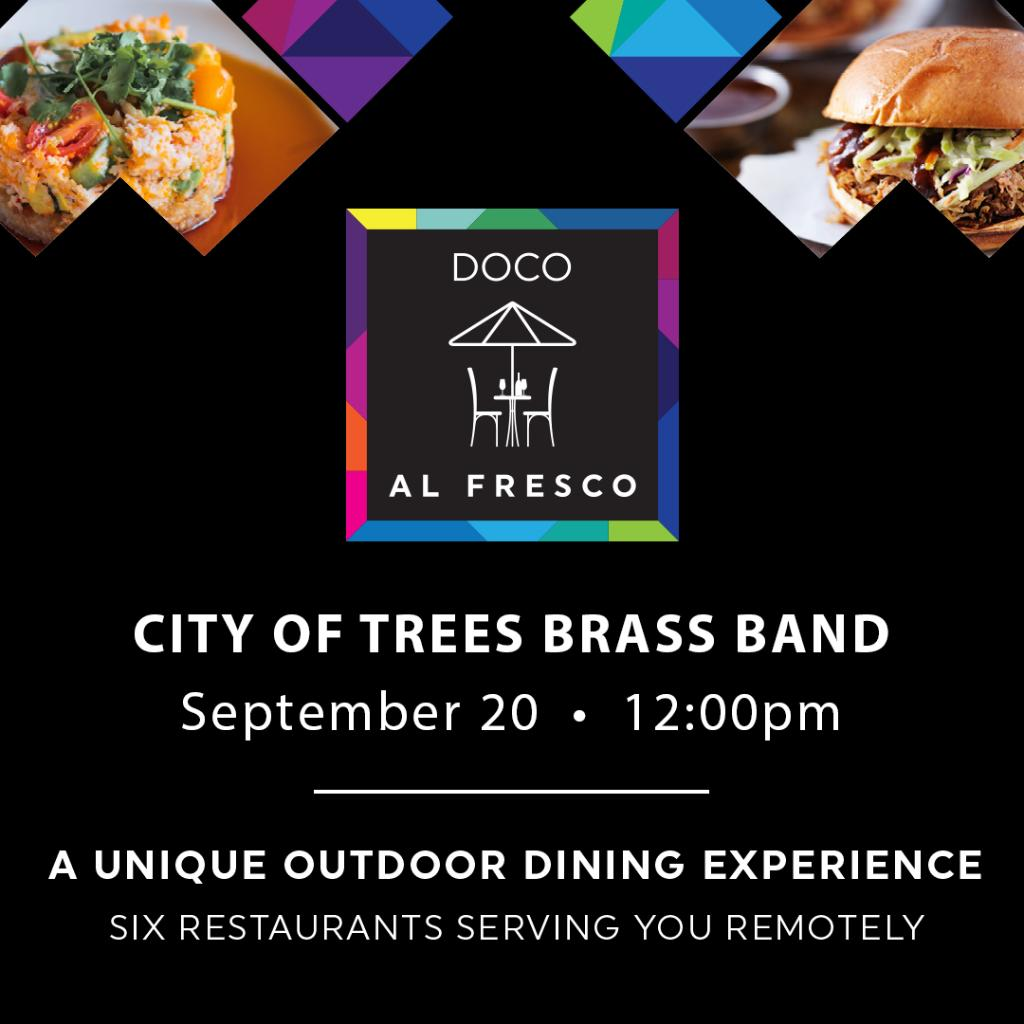 𝓢𝓾𝓷𝓭𝓪𝔂 🎶 12-2 PM City of Trees Band 🎶 6-8:30 PM The Albertson Duo https://t.co/MtQNz2tkfR