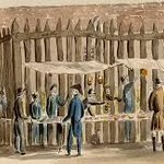 Image for the Tweet beginning: Whitchurch was a 'Napoleonic parole