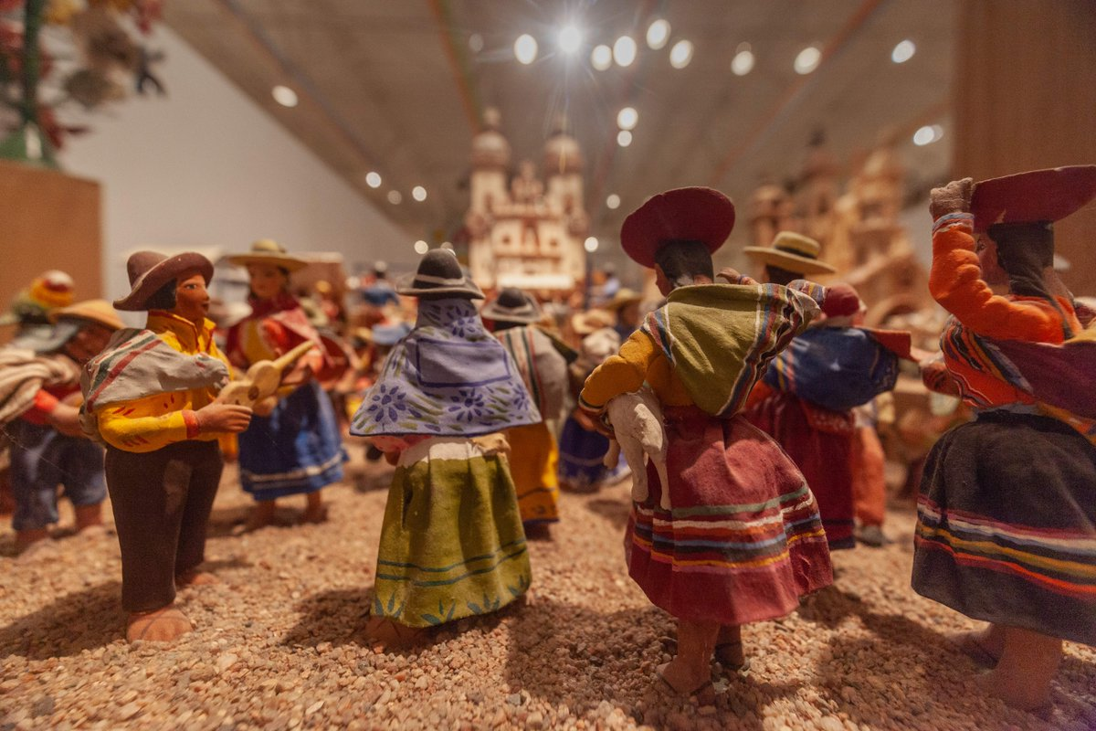 Take a moment and click into these virtual tours and experiences from across New Mexico! #NewMexicoTrue 📷 : Museum of International Folk Art https://t.co/f3eM2EvYyt