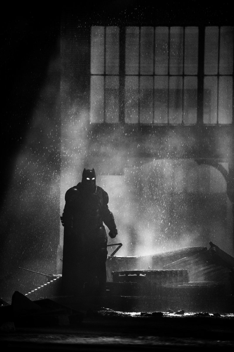 Batman is all of us… he is our rage at injustice… he stands alone, as we all wish we could, in the face of a corrupt system which wishes to oppress and exploit… he is that broken child, searching the dark alleys of the human soul to bring balance to the world. #BatmanDay https://t.co/X20jolqqtZ