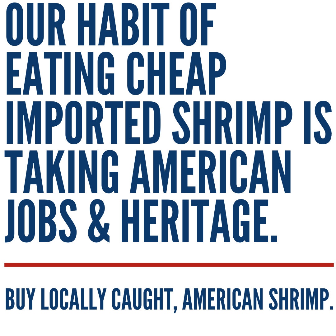 Whether you're buying shrimp from your local grocery store or getting them delivered from your favorite restaurant, be sure to always get wild-caught, American shrimp!  Learn more about our delicious Wild American Shrimp at https://t.co/lXQKcR5SXI! #shrimp #buylocal #wildcaught https://t.co/tV0ZKQf9QK