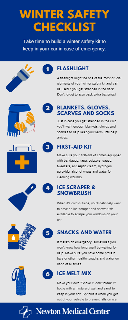 September is National Preparedness Month - and a good time to make sure you have all your emergency items ready to go. Winter is fast-approaching and will be here before we know it.  Use this checklist as you put your emergency bags together! #staysafe https://t.co/QLUusM88d9
