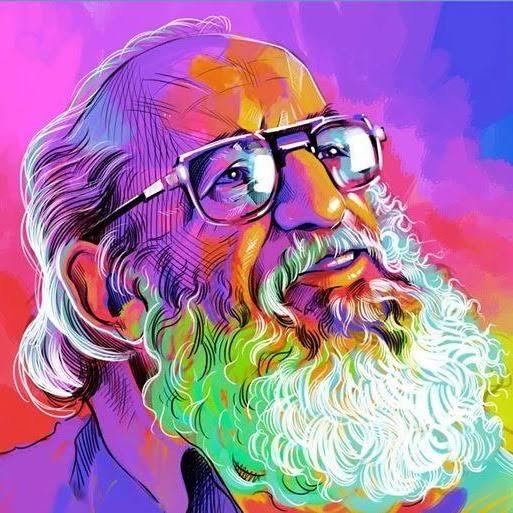 Heute, dem Geburtstag des Genies Paulo Freire, erinnern wir uns daran, wie Bildung befreiend und inspirierend sein sollte