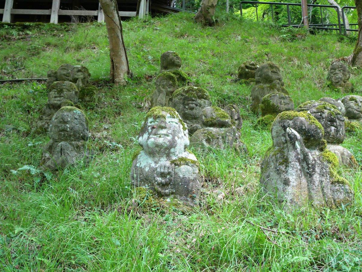 Otagi Nenbutsu-ji Temple is a Buddhist temple belonging to the Tendai Sect located in Sagano, Ukyo Ward, Kyoto. This temple famous for its 1200 Rakan (arhat, Lohan, achiever of Nirvana).  #愛宕念仏寺 #嵐山 #嵯峨野 #京都 #寺 #天台宗 #地蔵 #羅漢 #ニルヴァーナ #寺 #静かな時間 #静寂 https://t.co/Iv445IJ5t8