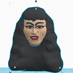Image for the Tweet beginning: #3dprinting ,#3dmodeling ,#PopCulture ,#TinkerTogether,#Tinkercad,#Autodesk,#MeshMixer,#SciFi,#ScienceFiction,-I have