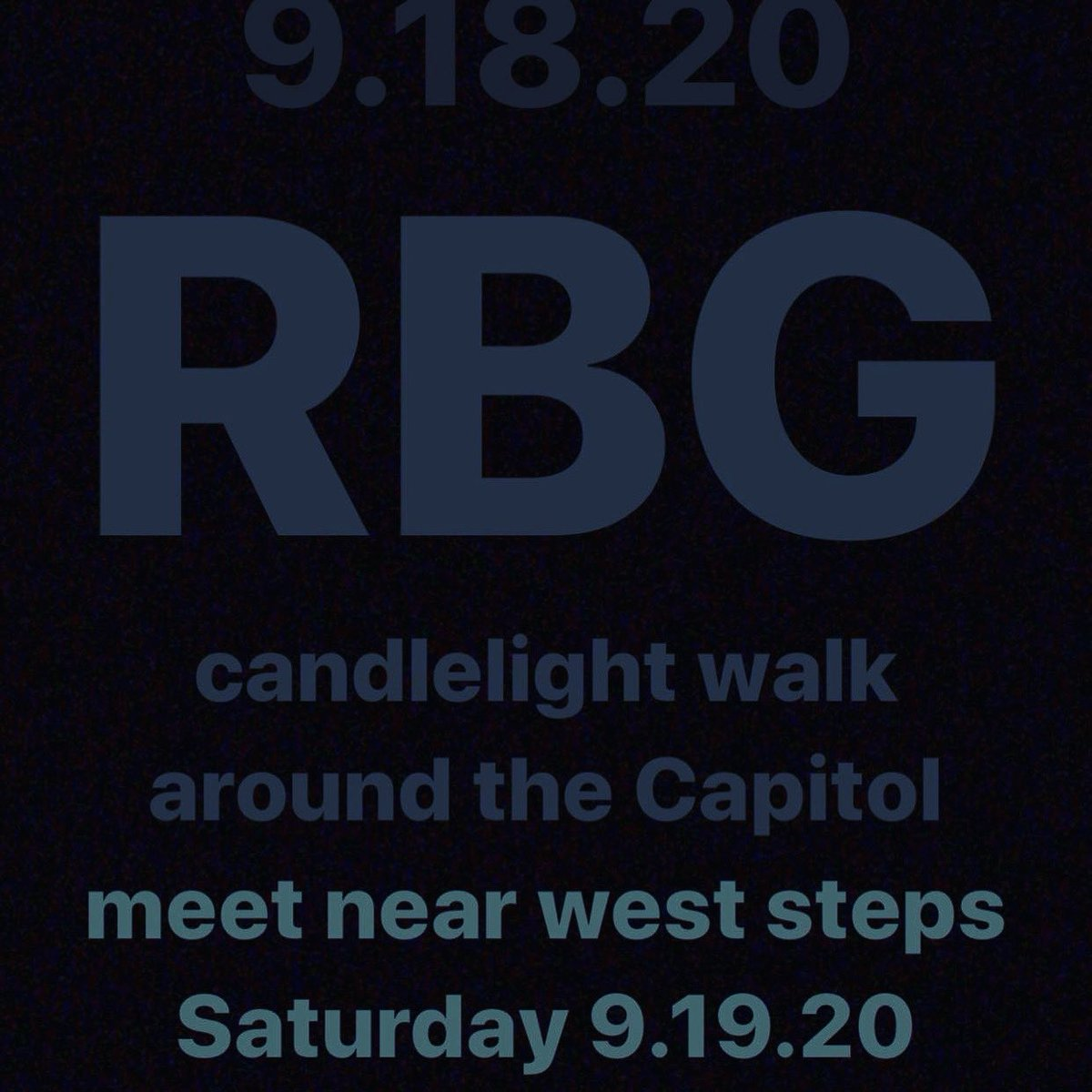 Join @AngeliqueAshby, myself and other admirers of #RBG at the Sacramento County Courthouse, 720 9th St., at 8 pm to honor her extraordinary life and contribution to our country. Candlelight vigil follows at state Capitol. https://t.co/N5u52Htkw7