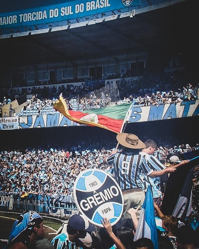 Parabéns Olímpico Monumental! Histórias de arquibancada, histórias de Grêmio e palco de muitas glórias do nosso Imortal Tricolor!  #gauchodageral #gauchodogremio #olimpicomonumental https://t.co/1tTfrvsbtD