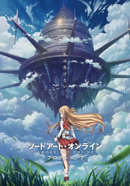 【後日詳細】『SAO』新アニメ企画始動、リブートシリーズがアニメ化!キリトが<黒の剣士>となったエピソードや、<アインクラッド>編では語られなかったエピソードを描いた作品となる。
