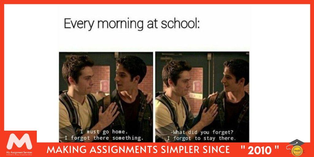 #memes #funny #dankmemes #memesdaily #funnymemes #MyAssignmentServices #AssignmentWritingServices #assignmentexpert #assignmentwriting #assignmentlife #assignmenthelp https://t.co/ibpAzjIfvX https://t.co/0BcZgzCAfi