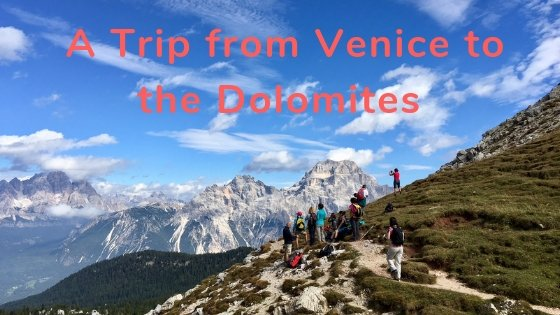 A Fantastic Trip from Venice to the Dolomites #StaySafe #StayHome SoloTravel #TravelTips https://t.co/9Z5VA2GFw8 https://t.co/fsDEItDYLc