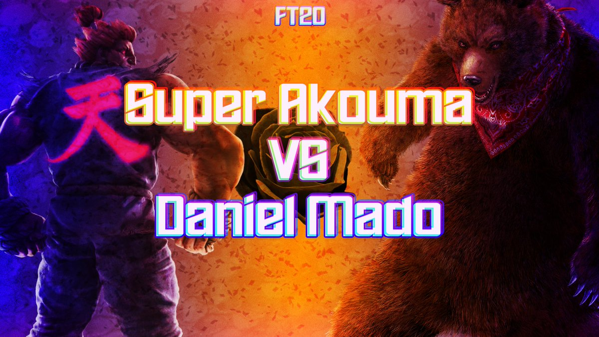 Here's the replay of my FT20 with @DanielMadonia and his Kuma https://t.co/gw3kDmqwlK https://t.co/LgUFPAeH20