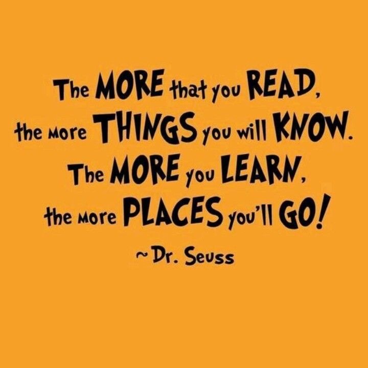Travel around the world... BY READING! #knowledge #reading #drseuss https://t.co/hAJmeHMFkd