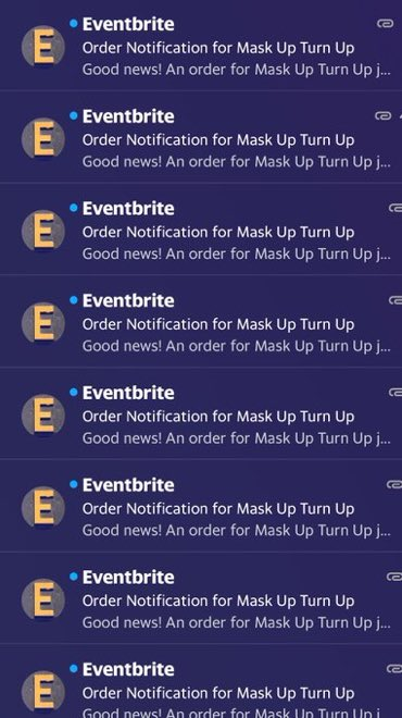 FREE TICKETS SOLD OUT 100/100 $5 TICKETS 53/100  GET YALL TICKETS BEFORE THEY GONE 🤷🏾♂️ #MaskUpTurnUp SEPTEMBER 26 #MyDU #XULA #SUNO #UNO #TULANE #LOYOLA #DU24 #XULA24 #SUNO24 #UNO24 #TULANE24 #LOYOLA24  https://t.co/MS3kqK3fbW https://t.co/jwxHIHzA0S