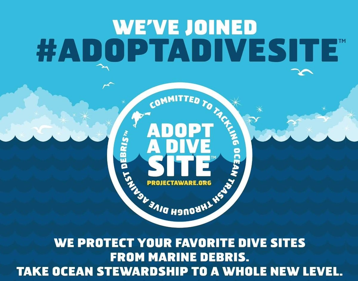 If you are interested in joining us on the 26th of September in one of our Dive Against Debris dive, please keep an eye on our site's blog at: https://t.co/g62ro5w6PY  #huatulcodivecenter #divehuatulco #HDC #diveagainstdebris #everydiveasurveydive #padi #project #projectaware https://t.co/a0F9m84GdB