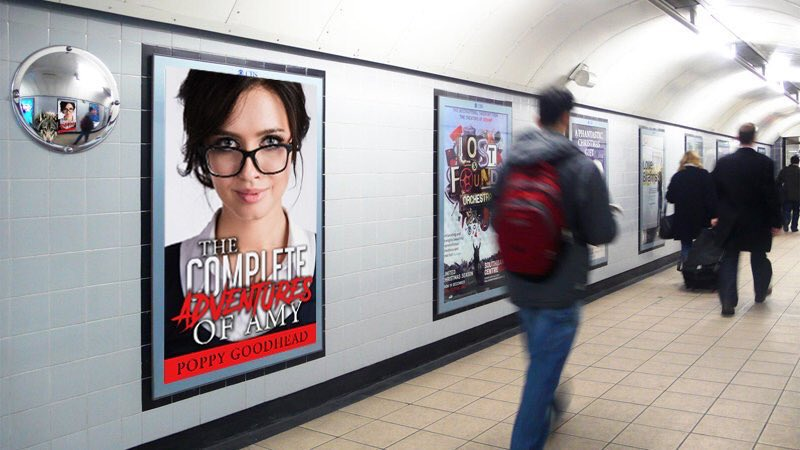 Goodhead will keep you up all night  The Complete Adventures of Amy  https://t.co/rbD7PagLQd  and Alice White's Utterly Shocking Comic Strip World  https://t.co/AG2mbr5QB7  #BTIWOB #erotica #KindleUnlimited #manga #amazon #IndieApril #indieauthor #writingcommunity #reading https://t.co/DeiZ9XNKij