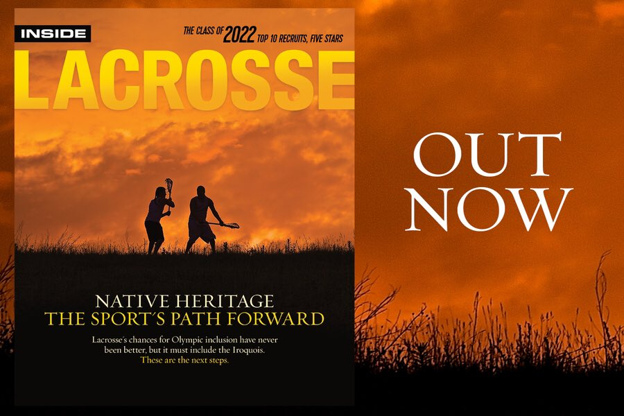 October Issue: Native Heritage | The Sport's Path Forward https://t.co/dtB9YlOOPQ https://t.co/9OUN0jJ37K