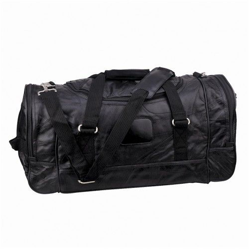 """https://t.co/2KQcLuF0C3 This 21"""" genuine black leather duffle/tote bag is made of 100% genuine leather. #backpacking #travel #hiking #adventure #wanderlust #nature #travelgram #travelphotography #backpacker #camping #explore #instatravel #outdoors #mountains #photography #travel https://t.co/EN0eZz0nGY"""