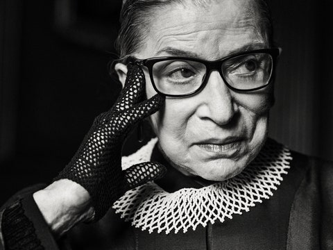 """""""Fight for the things that you care about, but do it in a way that will lead others to join you."""" — #NotoriousRBG https://t.co/SH8yDjQrTA"""