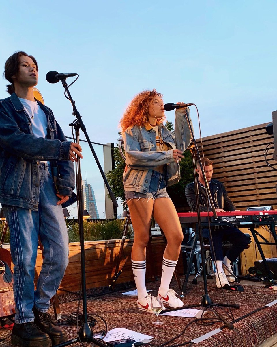 Thanks for having me @SohoHouse such a vibeee until next time! ❤️🥰 https://t.co/zs3Y0NUCSB