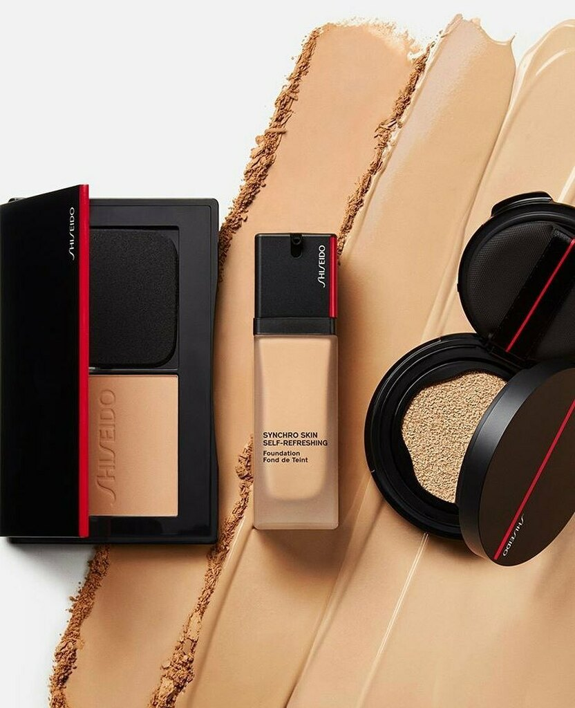 Shiseido Synchro Skin Collection (several products) NEW. Tap to shop.  • • • • • •  #labluxuryresale #designerresale  #LuxuryResale #Shopping #onlineshopping #CanadianLuxuryResale  #CanadianConsignmentShopping  #Style  #Fashion  #Chanel #Hermes #… https://t.co/aqo23RchQF https://t.co/2alPo1Zy5X
