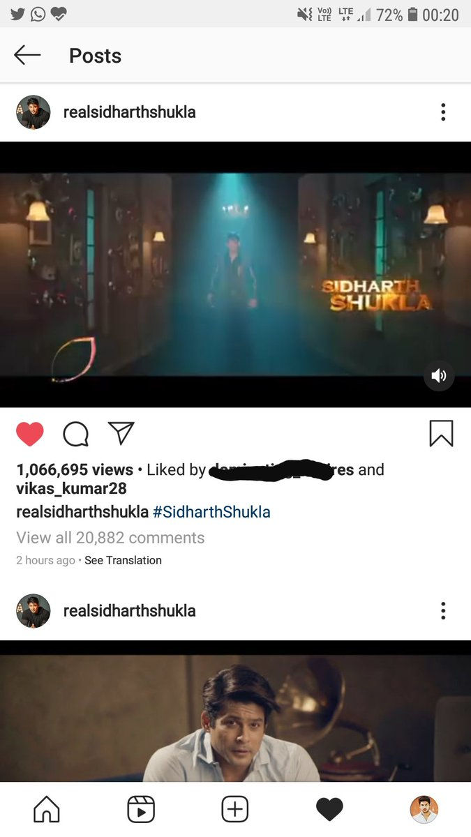 1M views in less than 3 hour it's freaking huge🔥🔥 power of #SiddharthShukla https://t.co/gy5L9c98cl