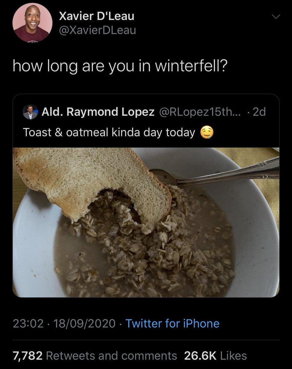 Winterfell' s gastronomy it's a whole new world #GoT #GameofThrones https://t.co/kI8qm5rnAd https://t.co/9D0EBNqwpm