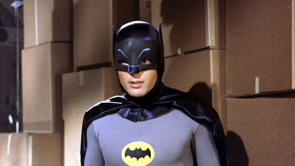 #HappyBirthday to #AdamWest #92YearsOld #RIP #TheYoungPhiladelphians #FamilyGuy #ChickenLittle #TheRelentlessFour #Animaniacs #JohnnyBravo #TheSimpsons #SpaceGhostCoastToCoast #BatmanTheMovie #Batman1966 #BruceWayne #Batman @therealadamwest @DCBatman https://t.co/TlcdSenpTV