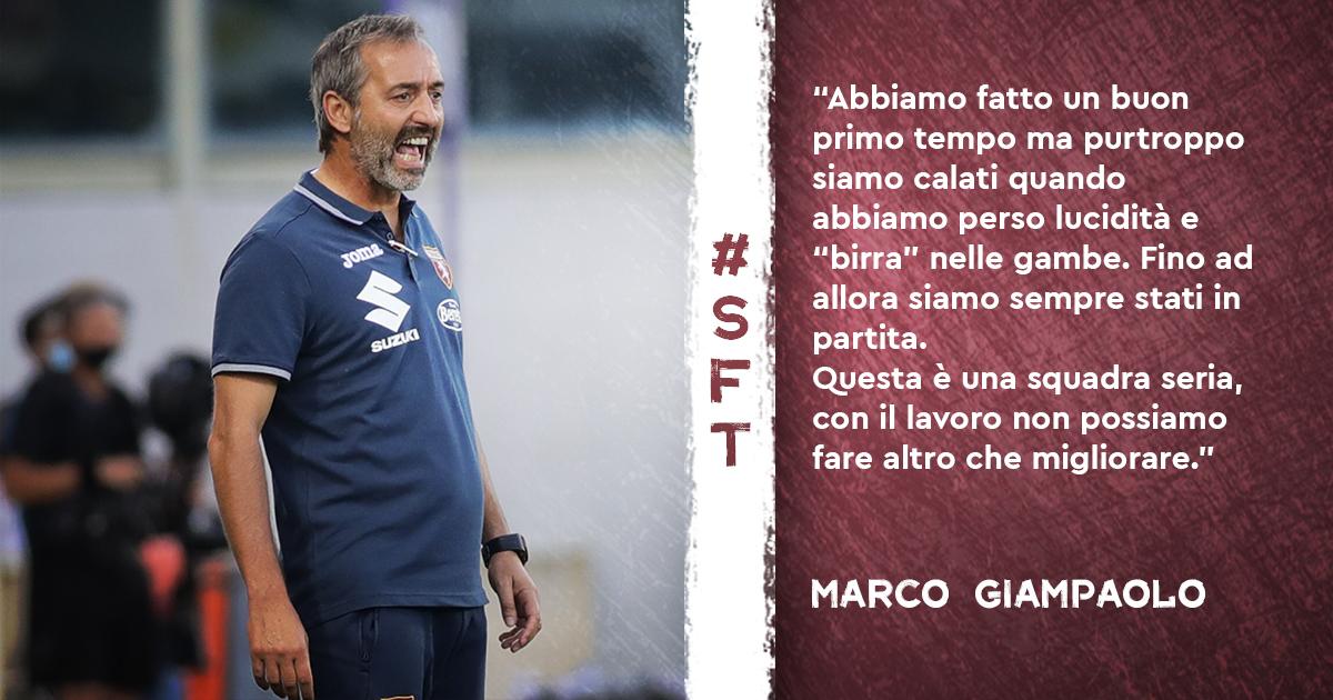 #FiorentinaTorino