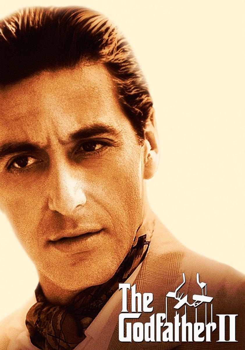 """""""Der Pate II""""  Heute den 2. Teil der Mafia Familiensaga """"#DerPate 2"""" geschaut. Der #Film erzählt  im Wechsel die Vorgeschichte von Don Vito in der Vergangenheit und die Geschichte seines Sohnes Michael Corleone in der Gegenwart.  #TheGodfather ist eine traurige und harte Reihe. https://t.co/NERoxez3SU"""