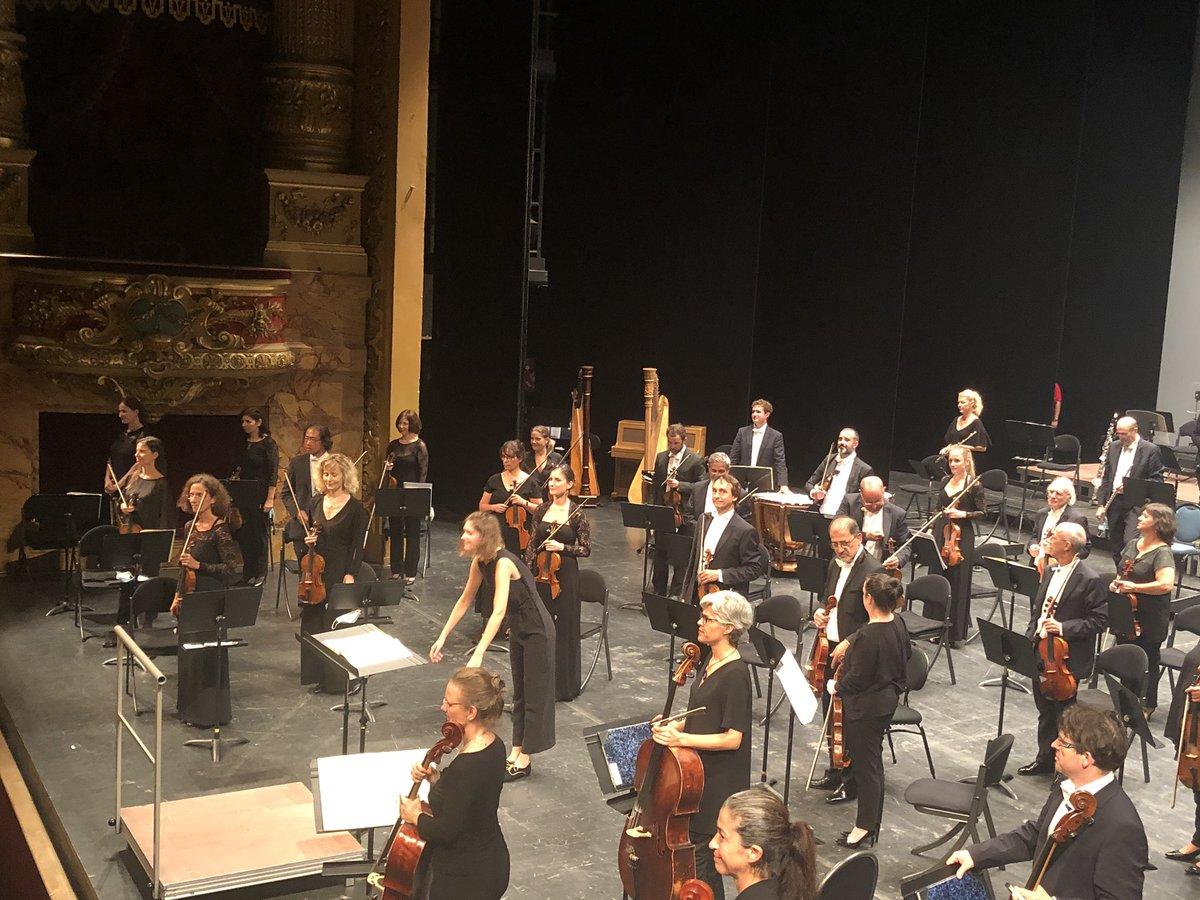 Bravo à l'@OONMLR pour ce superbe concert patrimoine ! Tellement heureux de vous retrouver avec @karakinho https://t.co/eOlV3zcWck