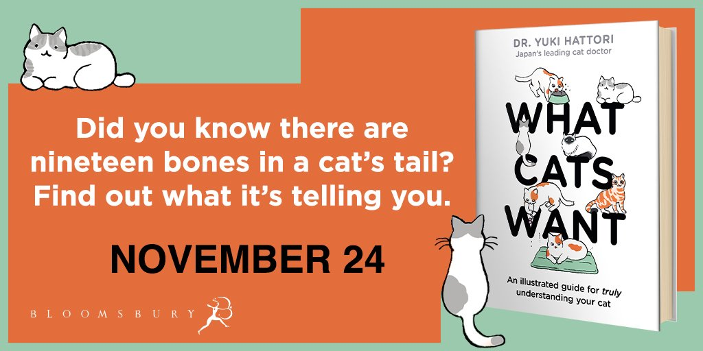 How well do you know your feline companions?  WHAT CATS WANT comes out this fall. https://t.co/lfJX3o5Edt https://t.co/70rTUgI47B