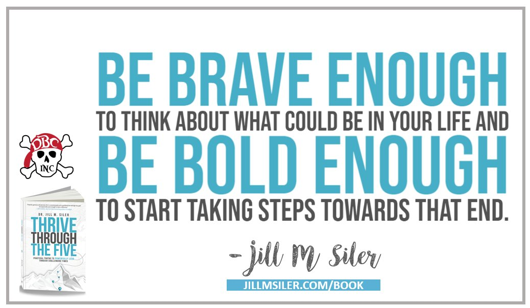 You are brave enough! You are bold enough! You've got this, friends! Love this quote by @jillmsiler in #ThriveThroughTheFive.  https://t.co/0icFJPsFK5  #tlap #dbcincbooks @burgessdave @burgess_shelley @TaraMartinEDU https://t.co/FiBxvASFP7